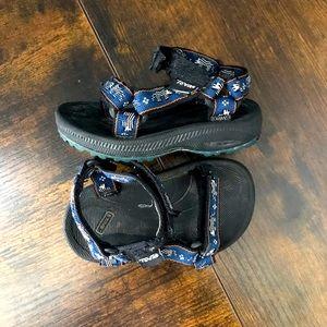 Teva sandals baby